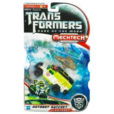 TRANSFORMERS Movie 3 Deluxe Class AUTOBOT RATCHET