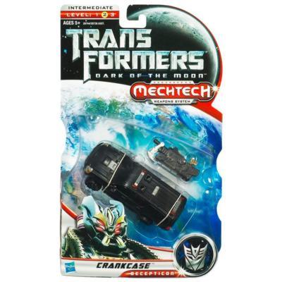 TRANSFORMERS Movie 3 MECHTECH Deluxe Class ROADBUSTER