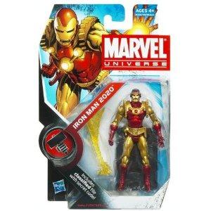 Marvel Universe Iron Man 2020