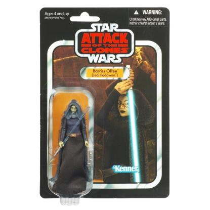 Star Wars 2011 Vintage Bariss Offee