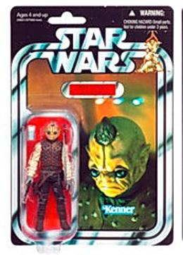 Star Wars 2011 Vintage Collection Bom Vimdin