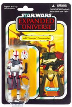 Star Wars 2011 Vintage Collection ARC Trooper Commander