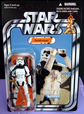 Star Wars 2011 Vintage Collection Sandtrooper VC14