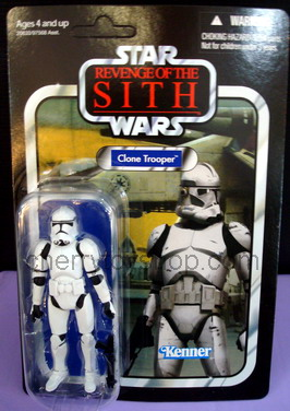 Star Wars 2011 Vintage Collection Clone Trooper VC15