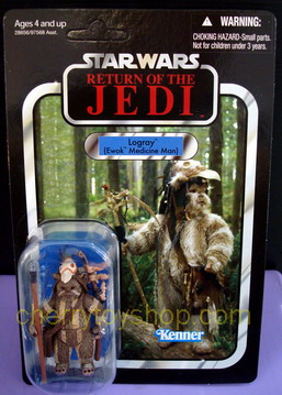 Star Wars 2011 Vintage Collection 55 Logray