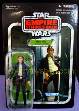 Star Wars 2011 Vintage Collection Han Solo (Bespin Outfit) vc50