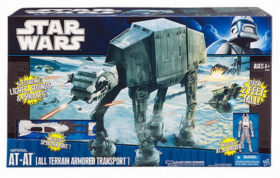 Star Wars Imperial AT-AT All Terrain Armored Transport Vehicle