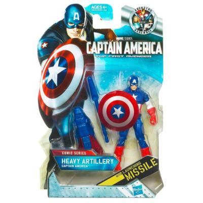 APTAIN AMERICA Comic Series: Heavy Artillery CAPTAIN AMERICA