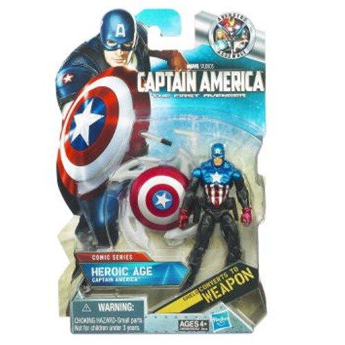 Captain America Movie Heroic Age Captain America