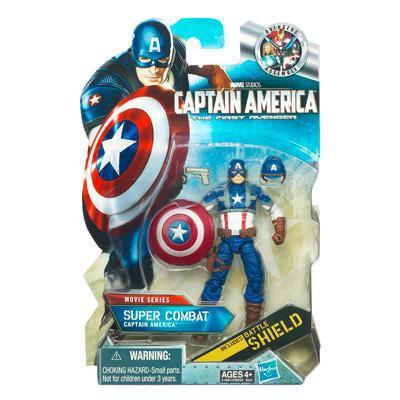 Super Combat CAPTAIN AMERICA