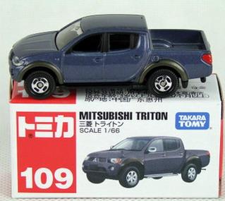 Tomica : No.109 Mitsubishi Triton