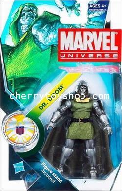 Marvel Universe Dr. Doom