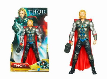 Thor Movie Action Figures (8 Inch Version)