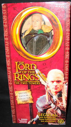 12 Inch. Lord of the ring  Legolas