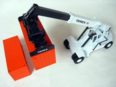Terex Super Stacker Container Crane