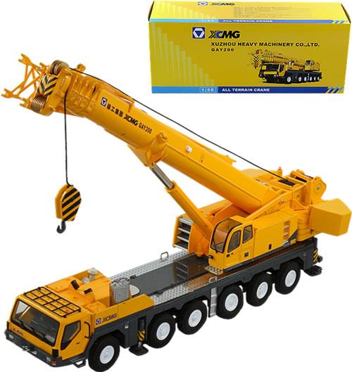 XCMG QAY200 Hydraulic Crane