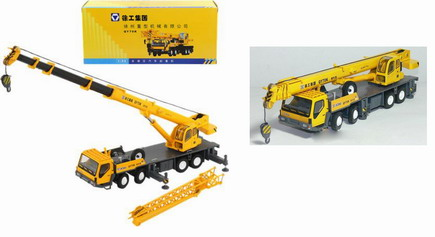 XCMG XUZHOU QY70K Hydraulic Crane