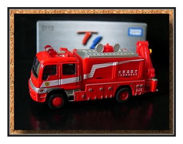 Tomica Limited 113 Fire Engine