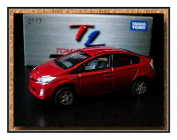 Tomica Limited 117 Toyota Prius