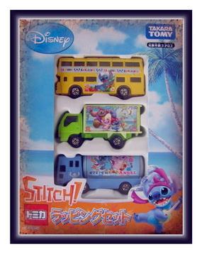 Tomica Disney Lilo  Stitch Gift Set