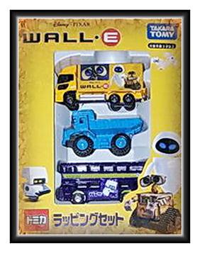 Tomica Disney  Wall E  Gift Set