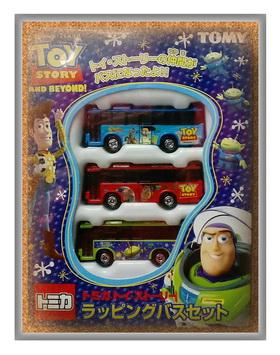 Tomy Disney Buzz Lightyear Gift Set