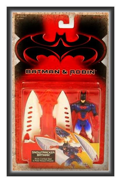 Snowtracker Batman