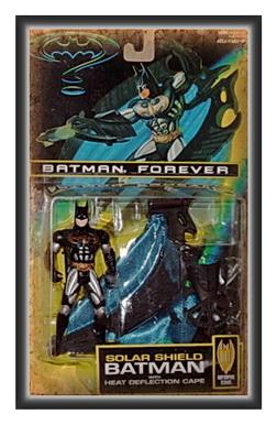 Solar Shield Batman