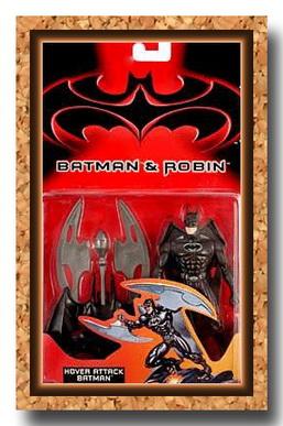 Hover Attack Batman