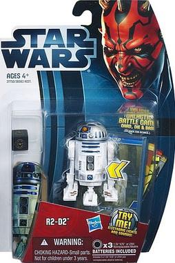 STAR WARS Movie Heroes R2-D2 Figure