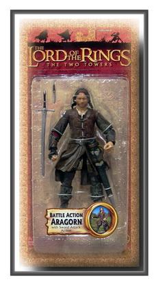 Battle Action Aragorn