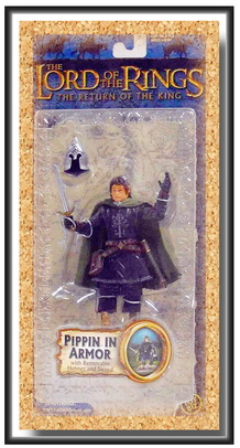 Pippin in Armor