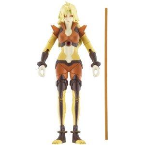 ThunderCats Cheetara 4 Inch Action Figure