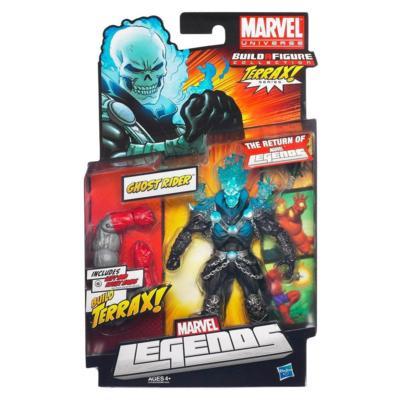 MARVEL Universe TERRAX! Series MARVEL LEGENDS GHOST RIDER Figure