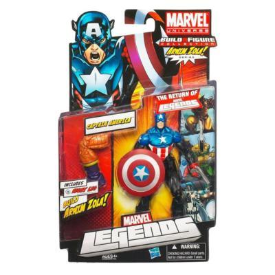 Marvel Universe Arnim Zola series -Captain America
