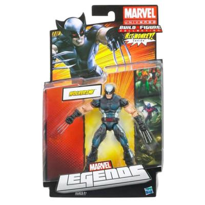 Marvel Universe Hit Monkey series - Wolverine