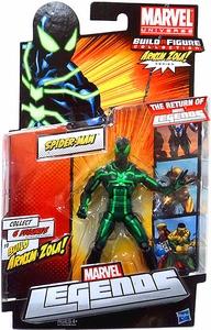 Marvel Universe Arnim Zola Series Spider Man
