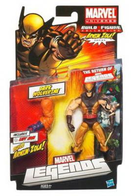 Marvel Universe Arnim Zola Series Dark Wolverine