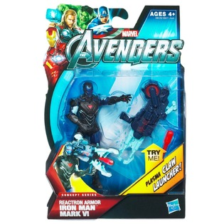 The Avengers  Stealth Iron Man