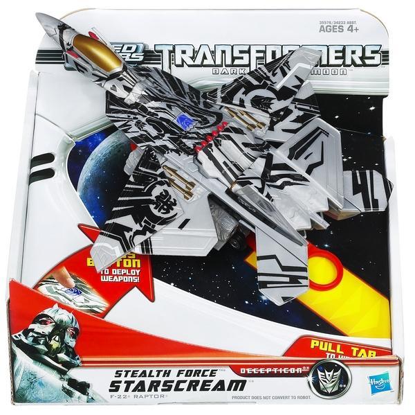 Transformers  Stealth Force Starscream