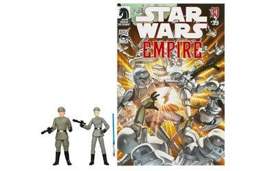 Star Wars Comic Packs Empire 39: Lt. Jundland  Lt. Shan