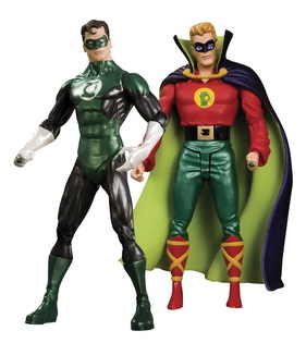 Green Lantern Action Figure Two-Pack