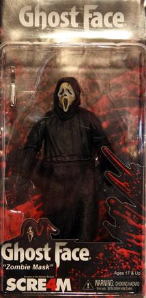 NECA Scream 4