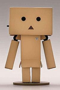 Revoltech Danboard Mini Action Figure - Plain