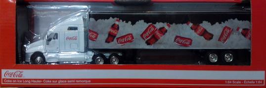 Coke Truck - Coke ice long hauler