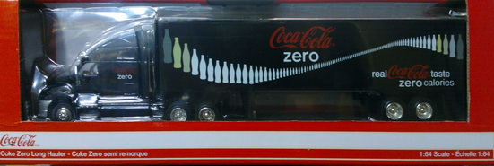 Coke Truck - Coke Zero Long Hauler