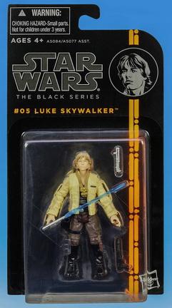 Starwars the black series  05 Luke skywalker