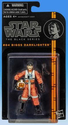 Starwars the black series  04 Biggs Darklighter