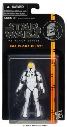Starwars the black series   08 Clone Pilot