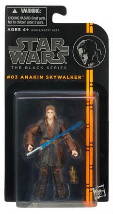 Star wars the black series 03  Anakin Skywalker